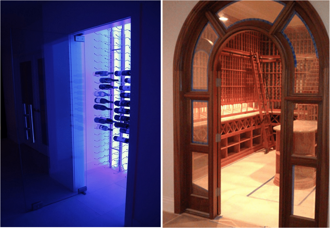 california residential wine cellar prevents wine defects wine cellars los angeles. Black Bedroom Furniture Sets. Home Design Ideas